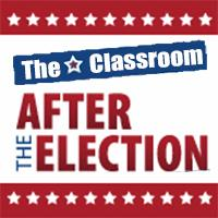 the classroom after the election