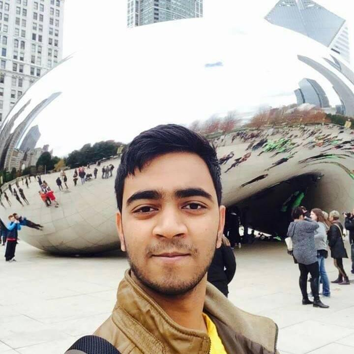 Prateek Swain, Student Technology Consultant
