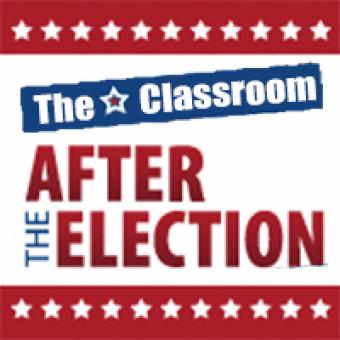 classroom after the election
