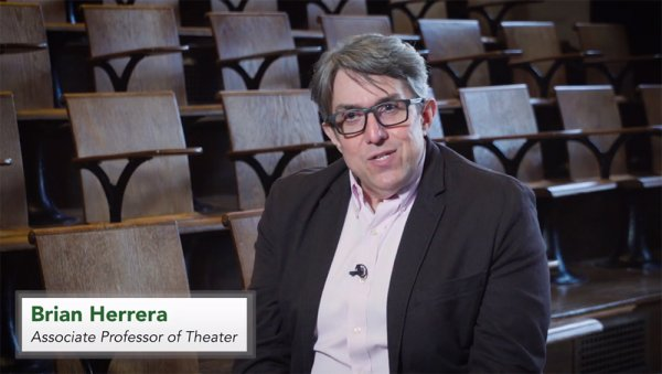 Brian Herrera, Lewis Center for the Arts