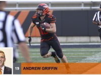 Andrew Griffin, McGraw Learning Consultant and Princeton Football team member
