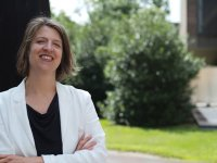 Katherine (Kate) Stanton, director of the McGraw Center for Teaching and Learning and associate dean of the college