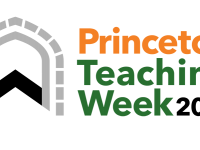 Princeton Teaching Week 2019