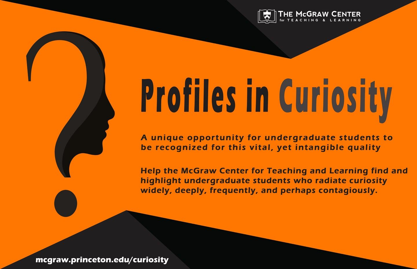 Profiles in Curiosity