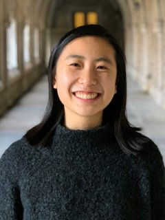 Emily Yu, Learning Consultant