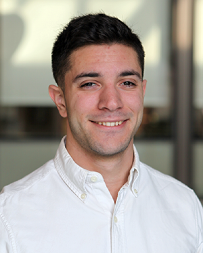 Alessio Caruso, Chemistry - McGraw Center Graduate Teaching Fellow