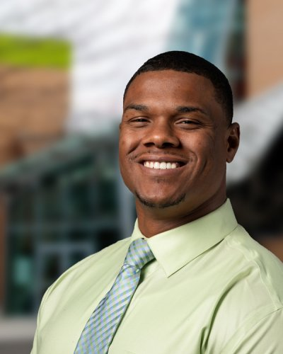 Darrell Abney, Instructional Designer, Learning Management System