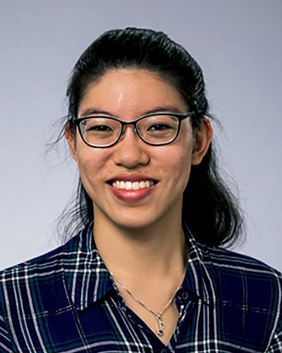 Jennifer Lam, Computer Science - McGraw Center Graduate Teaching Fellow