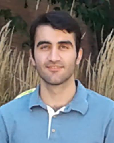 Mohammad Shahrad, Undergraduate Learning Program Fellow